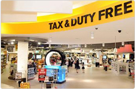 Duty-Free Shopping