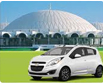 Rent a Car at SHJ Airport