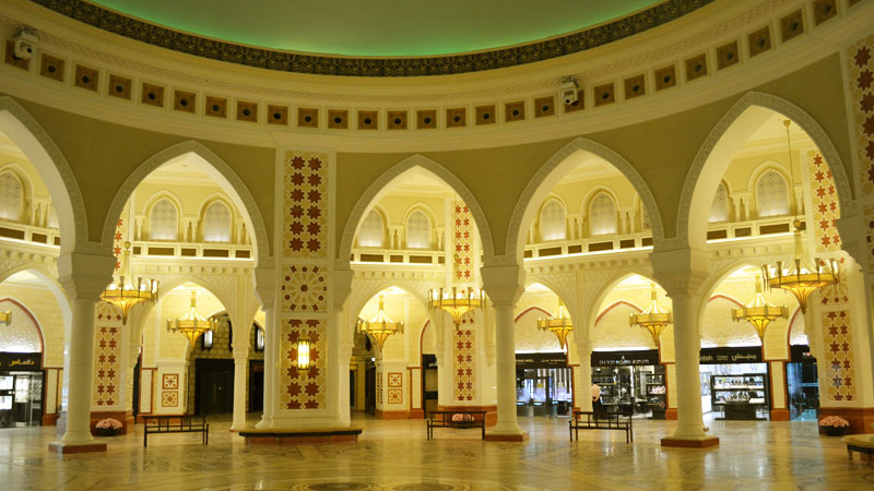 The dubai-mall2