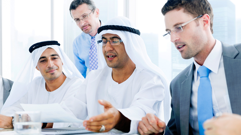 Business Culture In UAE