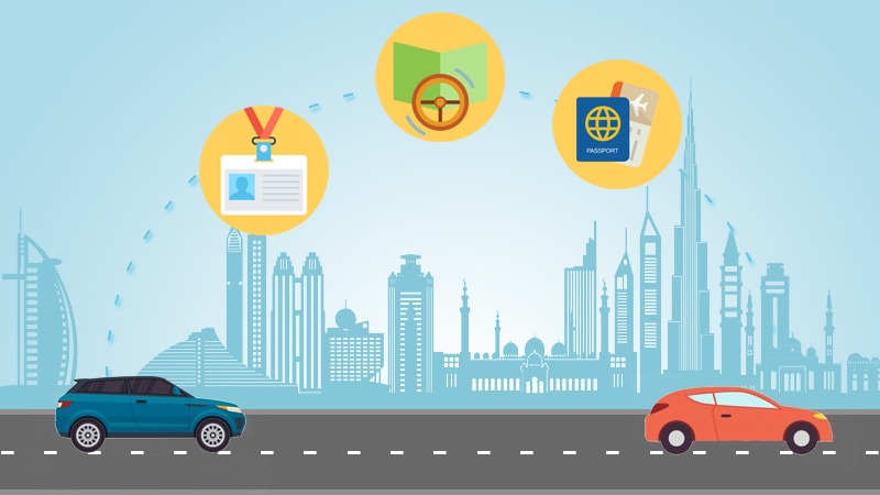 Documents Required for Renting a Car in Dubai, UAE