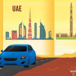 Cheap Rental Car from Dubai UAE to Muscat, Oman