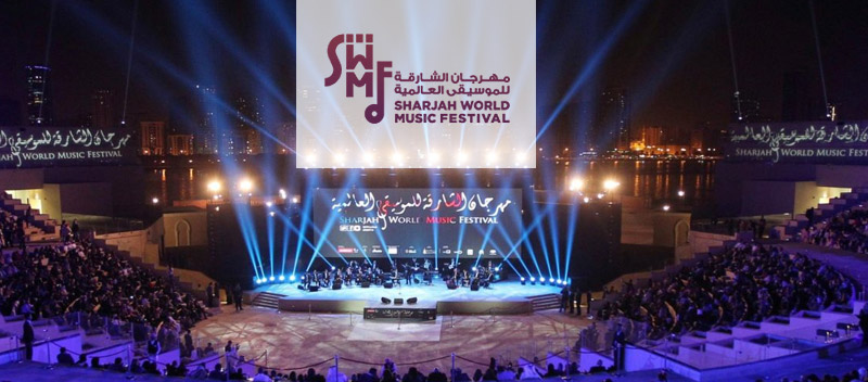 What is Sharjah World Music Festival