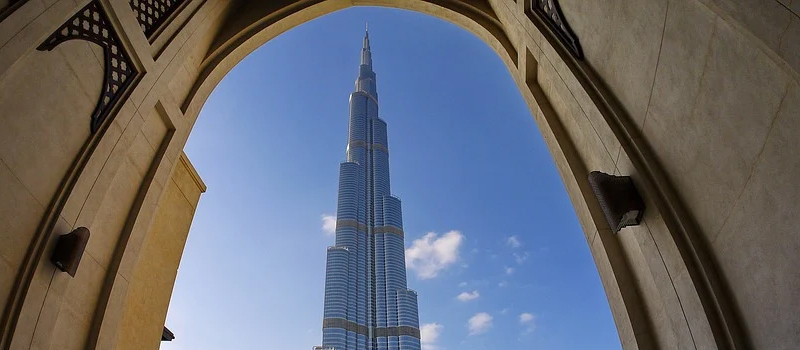 Catch Incredible City Views from the top of Burj Khalifa